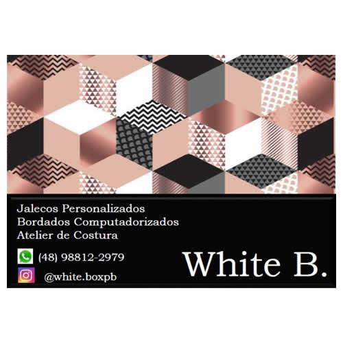 White B.